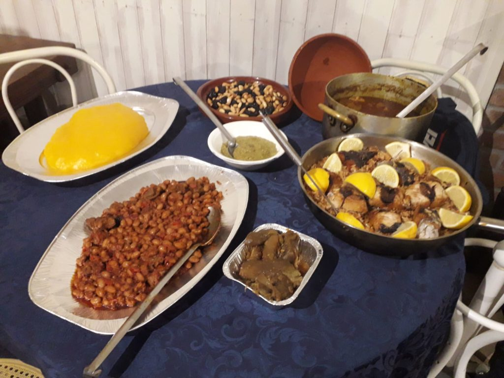 I piatti pronti